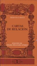 Cover of: Cartas de relación by Hernán Cortés