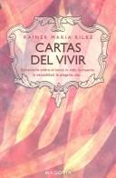 Cover of: Cartas Del Vivir / Letters from Living by Rainer Maria Rilke