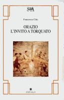 Cover of: Orazio by Francesco Citti