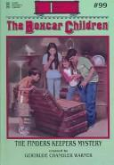 Cover of: Finders Keepers Mystery (Boxcar Children by Gertrude Chandler Warner
