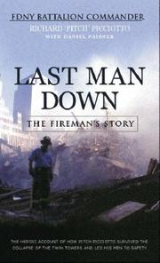 Cover of: Last man down by Richard Picciotto