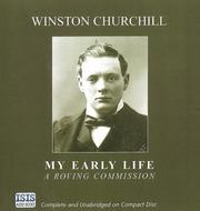Cover of: My Early Life by Winston Churchill