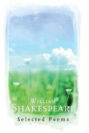 Cover of: William Shakespeare by William Shakespeare