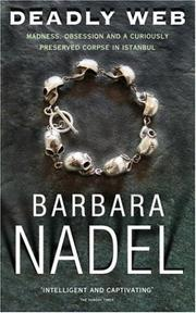 Cover of: Deadly Web by Barbara Nadel