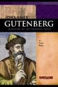 Cover of: Johannes Gutenberg by Fran Rees
