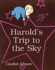 Cover of: Harold's Trip to the Sky by Crockett Johnson
