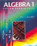 Cover of: Algebra 1 by Ron Larson