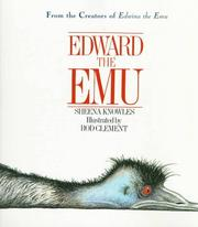 Cover of: Edward the Emu by Sheena Knowles