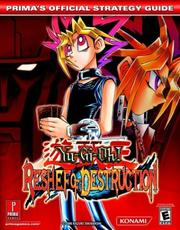 Cover of: Yu-Gi-Oh! Reshef of Destruction by Scruffy Productions