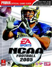 Cover of: NCAA Football 2005 by Mark Cohen