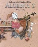 Cover of: Algebra 2 and Trigonometry by Houghton Mifflin Company