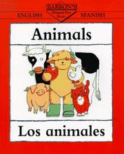 Cover of: Los animales / Animals by Clare Beaton