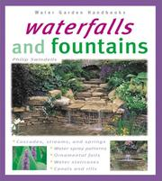Cover of: Waterfalls and fountains by Philip Swindells