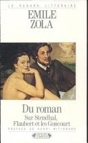 Cover of: Du roman by Émile Zola