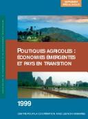 Cover of: Politiques Agricoles : ?Conomies ?Mergentes Et Pays En Transition by Organisation for Economic Co-Operation and Development