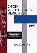 Cover of: Oecd Wirtschaftsberichte by Organisation for Economic Co-Operation and Development