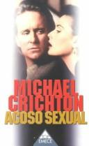 Cover of: Acoso sexual by Michael Crichton