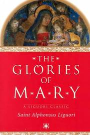 Cover of: Glorie di Maria by Alphonsus Maria de Liguori