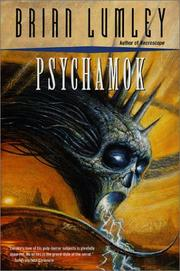 Cover of: Psychamok by Brian Lumley