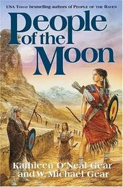 Cover of: People of the Moon (First North Americans) by Kathleen O'Neal Gear