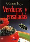 Cover of: Verduras Y Ensaladas (Cocinar Hoy) by Itos Vazquez
