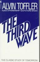 Cover of: The third wave by Alvin Toffler