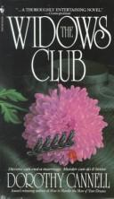 Cover of: The widows club by Dorothy Cannell