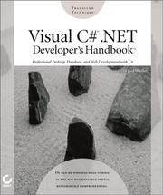 Cover of: Visual C# by John Paul Mueller