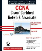 Cover of: CCNA by Todd Lammle