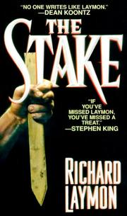 Cover of: The Stake by Richard Laymon