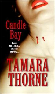 Cover of: Candle Bay by Tamara Thorne