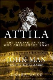 Cover of: Attila by John Man