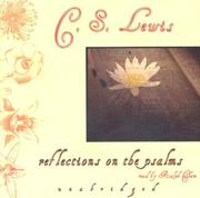 Cover of: Reflections on the Psalms by C. S. Lewis