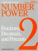 Cover of: Contemporary's number power 2 by Jerry Howett