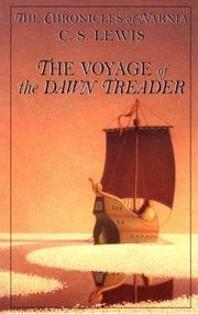 Cover of: The Voyage of The Dawn Treader by C. S. Lewis
