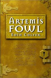 Cover of: Artemis Fowl (Artemis Fowl, Book 1) by Eoin Colfer