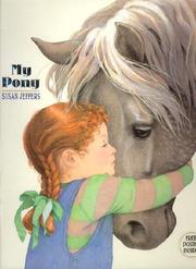 Cover of: My Pony by Susan Jeffers