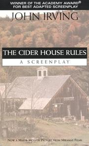Cover of: The Cider House Rules by John Irving