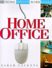 Cover of: Home office by Sarah Gaventa