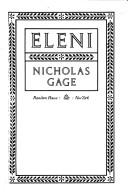 Cover of: Eleni by Nicholas Gage