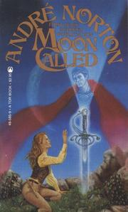 Cover of: Moon Called by Andre Norton