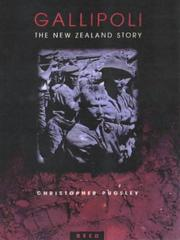 Cover of: Gallipoli by Christopher Pugsley
