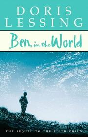Cover of: Ben, in the World by Doris Lessing