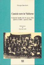 Cover of: Camicie nere in Valdarno by Giorgio Sacchetti