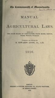 Cover of: Laws, etc by Massachusetts.