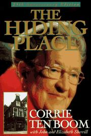Cover of: The hiding place by Corrie Ten Boom