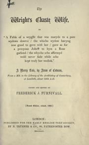 Cover of: [Publications]. Original series by Early English Text Society