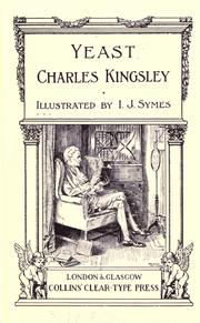 Cover of: Yeast by Charles Kingsley