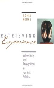 Cover of: Retrieving Experience by Sonia Kruks
