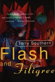 Cover of: Flash and filigree by Terry Southern